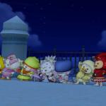 「3DS版の方にお得情報!」と夜の無料配布のお知らせ